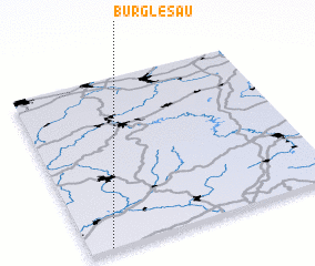 3d view of Burglesau