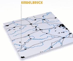 3d view of Kindelbrück