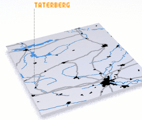 3d view of Taterberg