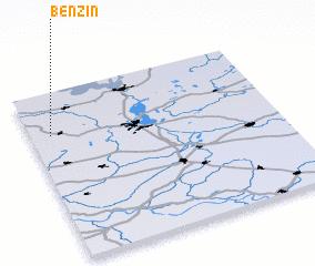 3d view of Benzin
