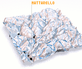 3d view of Mattarello