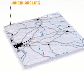 3d view of Hohenhäusling