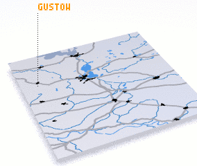 3d view of Güstow