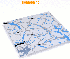 3d view of Borregård