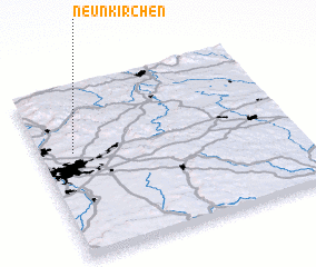 3d view of Neunkirchen