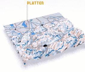 3d view of Platten