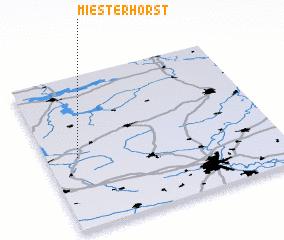 3d view of Miesterhorst