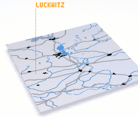 3d view of Luckwitz