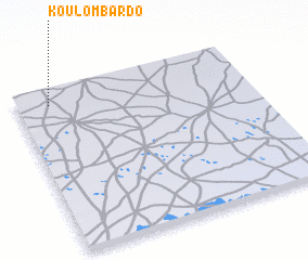 3d view of Koulombardo