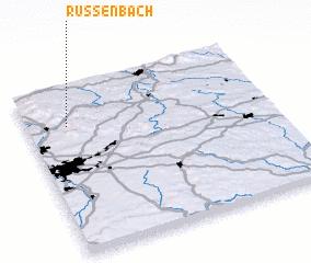 3d view of Rüssenbach