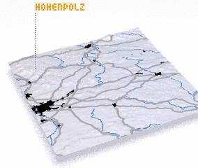 3d view of Hohenpölz