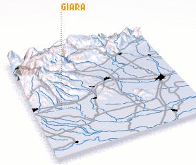 3d view of Giara