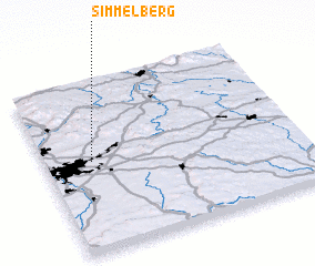 3d view of Simmelberg