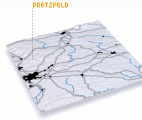 3d view of Pretzfeld