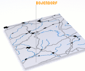 3d view of Bojendorf