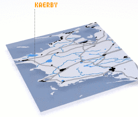 3d view of Kærby
