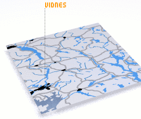 3d view of Vidnes