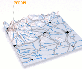 3d view of Zendri