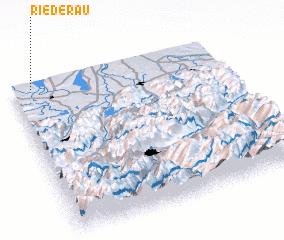 3d view of Riederau