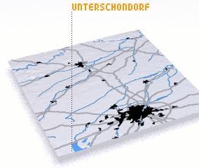 3d view of Unterschondorf