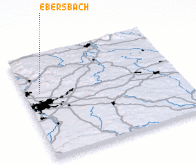 3d view of Ebersbach