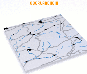 3d view of Oberlangheim