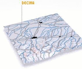 3d view of Decima