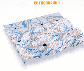 3d view of Rothenbrunn