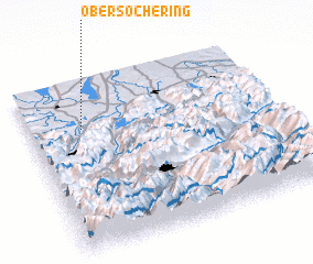 3d view of Obersöchering