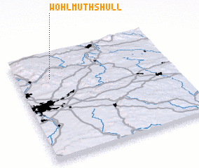 3d view of Wohlmuthshüll
