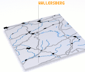 3d view of Wallersberg
