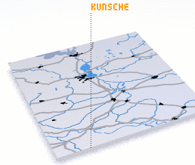 3d view of Künsche