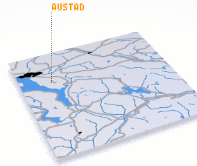 3d view of Austad