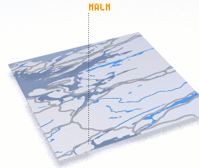 3d view of Malm