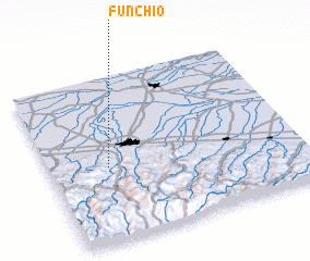 3d view of Funchio