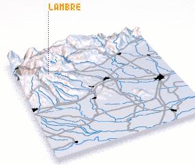 3d view of Lambre