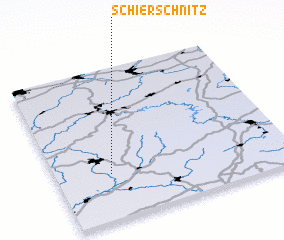 3d view of Schierschnitz