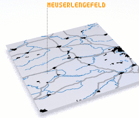 3d view of Meuserlengefeld