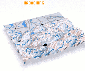 3d view of Habaching
