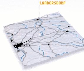 3d view of Landersdorf