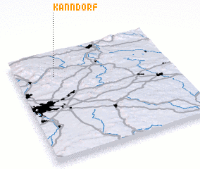 3d view of Kanndorf