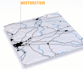 3d view of Wüstenstein