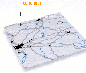 3d view of Heckenhof