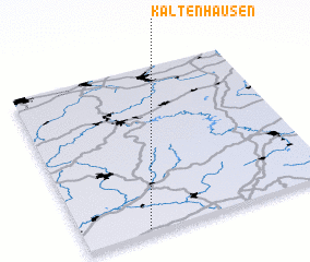 3d view of Kaltenhausen