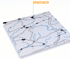 3d view of Krassach