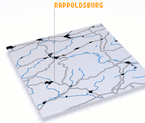 3d view of Räppoldsburg