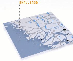 3d view of Skälleröd