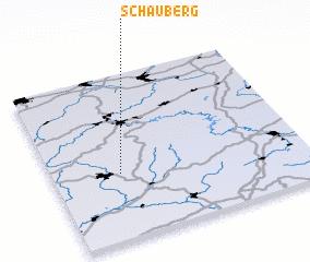 3d view of Schauberg