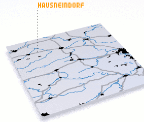 3d view of Hausneindorf
