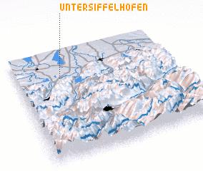 3d view of Untersiffelhofen